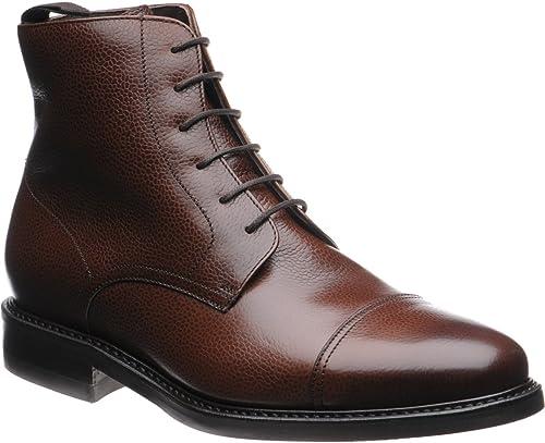 Herring Arenque Tregony Rubber-Soled Stiefel en braun Grano