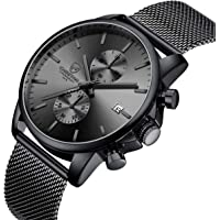 Golden Hour Fashion Sport Quartz Men's Wrist Watch