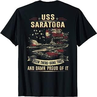 USS Saratoga (CV-60) T-Shirt