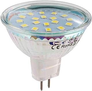 Bombilla LED Spot Mr16 (4,6 W), color blanco frío