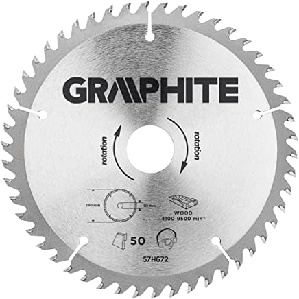 GRA 57H640 Graphite professional tile cutting diamond disc blade 115x22.2 wet /& dry cutting