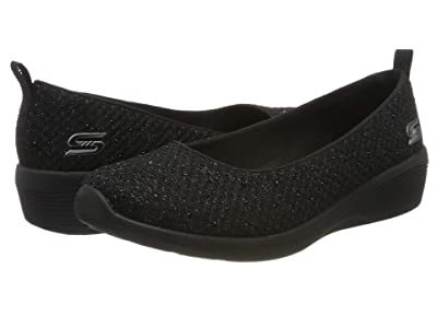SKECHERS Arya Sweet Glitz (Black) Women