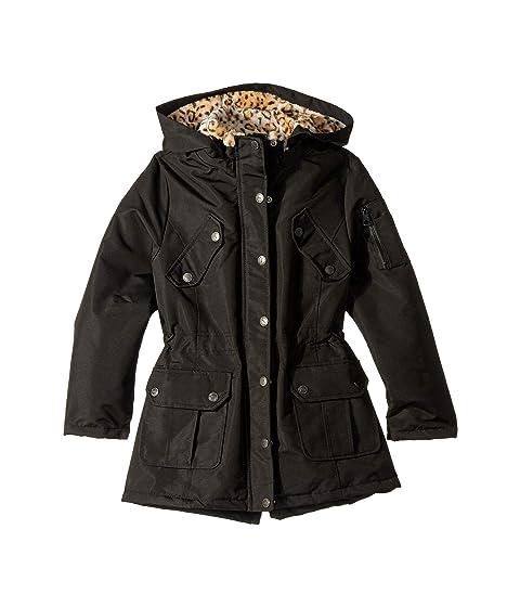553e78d78 Urban Republic Kids Penelope Ballistic Anorak Coat w  Animal Faux ...