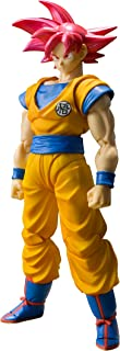 Bandai Tamashii Nations S.H. Figuarts Super Saiyan God Son Goku