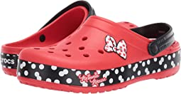 Crocband Minnie Dots Clog