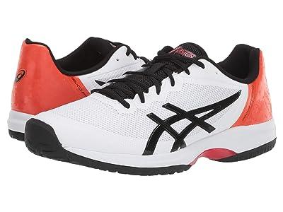 ASICS Gel-Court Speed (White/Black) Men