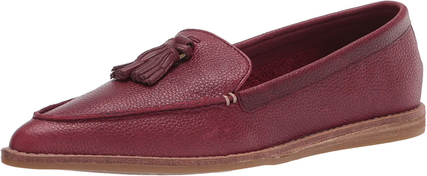 Sperry Women's Saybrook New product type half Slip Tumbled Sneaker on Leather