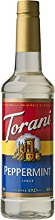 Torani Syrup, Peppermint, 25.4 Ounce (Pack of 1)