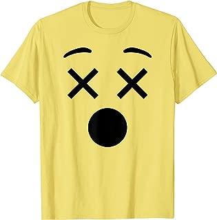 emoji dead face