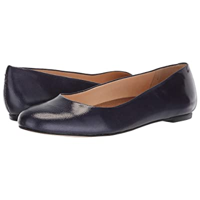 Walking Cradles Bronwyn (Navy Tumbled Patent) Women