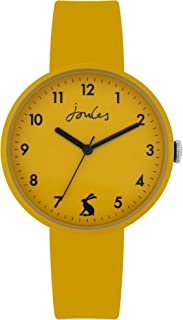 Joules Women's Analogue Quartz Watch with Silicone Strap JSL020Y