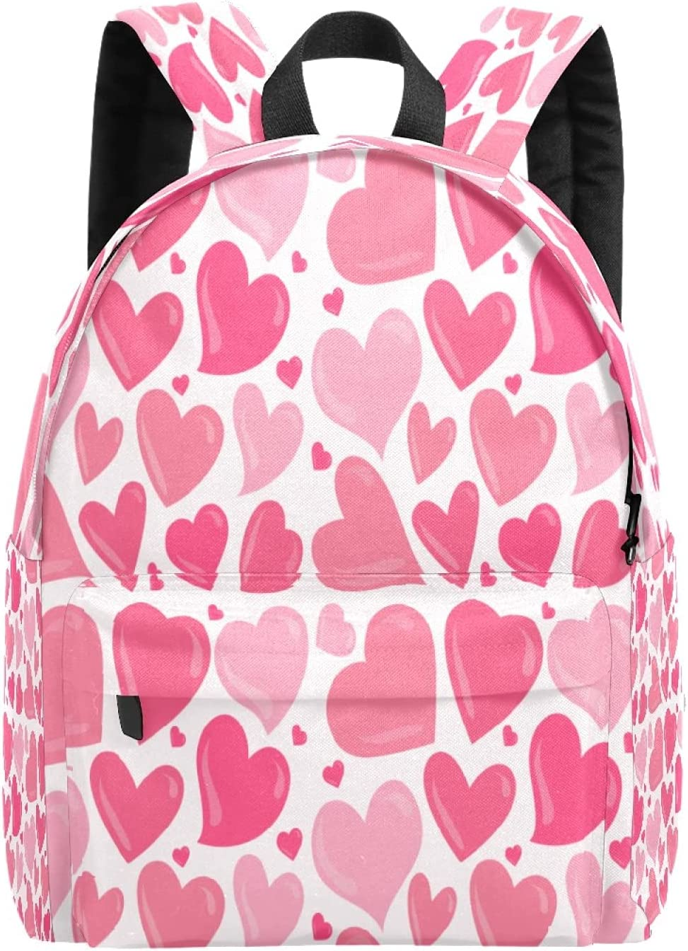School Ranking TOP2 Ranking TOP13 Bag Backpack College Day Love Valentine's Pink
