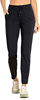 Women's Stretch Lightweight Casual Lounge Pants Athletic...