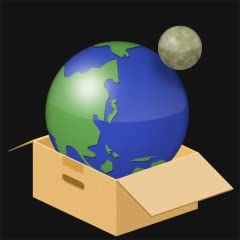 Gravity of the universe. Create the universe with various stars. Create the solar system.