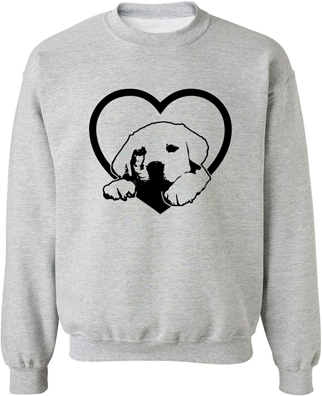 Labrador Retriever Crewneck Sweatshirt