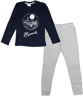 HARRY POTTER Niñas Pijama Largo