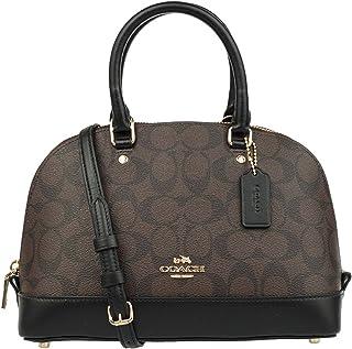 Coach Mini Sierra Satchel Handbag