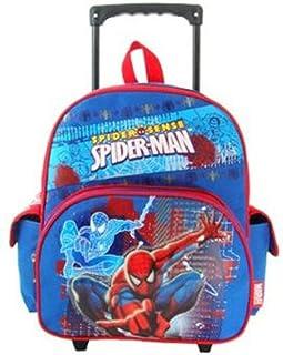 imtd gar/çons motif Disney Marvel Spiderman Superhero d/éjeuner repas Sac /à dos pour l/école Sac isotherme
