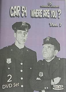 Car 54,Where Are You?-2 DVD Set-15 Episodes