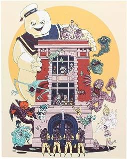 Ghostbusters 2 8x10 Art Print by Fredrik Eden (Nerd Block Exclusive)