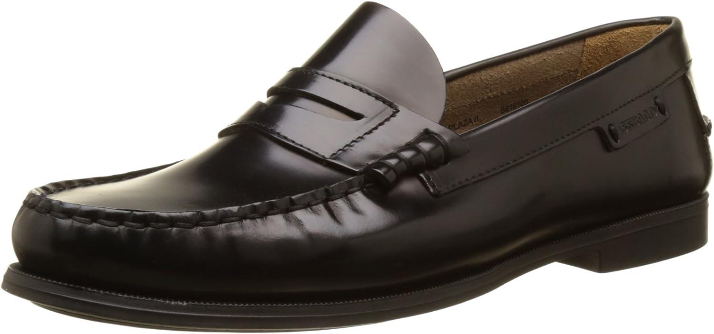 Sebago Women's Women's Plaza Ii shoes in Black color Leather