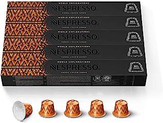 Nespresso Capsules OriginalLine, Vienna Linizio Lungo, Mild Roast Coffee, 50 Count Coffee Pods, Brews 3.7 ounce