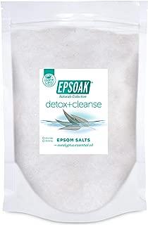 Epsoak Naturals Detox + Cleanse 19 lbs.