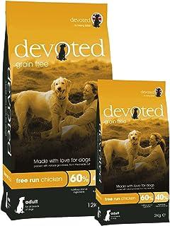 デボーテッド(DEVOTED) ドッグフード フリーランチキン グレインフリー 全犬種 2Kg