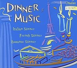 Dinner Music: Italian, French, Romance Dinner