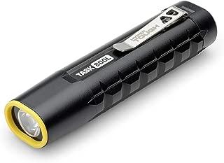 Hyper Tough 800 Lumens RECHARGEABLE LED FLASHLIGHT Task Light LITHIUM-ION USB HQ