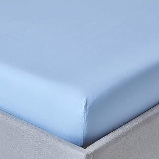 Hello Kitty 100/% Coton Drap-Housse Avec Imprim/é Design pour B/éb/é Lit Junior 160x80CM