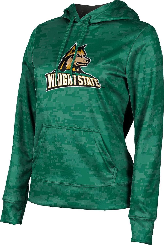 ProSphere Wright State University Girls' Pullover Hoodie, School Spirit Sweatshirt (Digital)