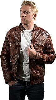 Best cafe racer leather jacket Reviews