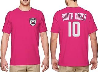 HAASE UNLIMITED South Korea Soccer Jersey - Korean Men's T-Shirt