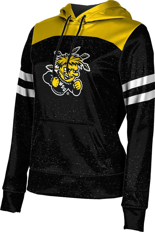 ProSphere Wichita State University Girls' Pullover Hoodie, School Spirit Sweatshirt (Gameday)