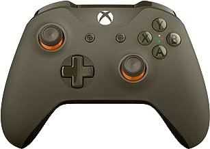 green orange xbox one controller