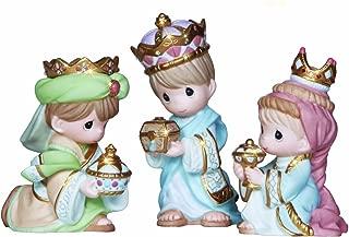 Best precious moments nativity three kings Reviews