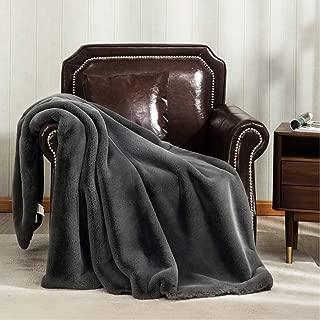 Best luxury faux fur blanket Reviews