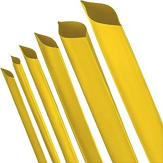 Krymprör 2: 1 gul Välj mellan 10 storlekar 6 längder av ISOLATECH (här: Ø20 mm – 2 meter)