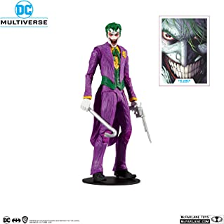 McFarlane Toys DC Multiverse The Joker: DC Rebirth Action Figure