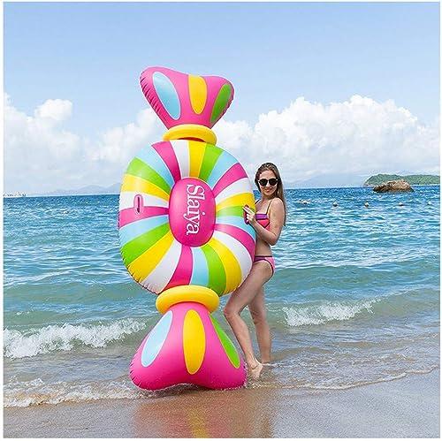 garantía de crédito FGHUB Colchonetas Piscina Flotadores Gigantes Flotador Colchoneta Hinchable Hinchable Hinchable Hinchables para Gigante Playa, Candy PVC Water Flamingo Mount  el más barato