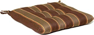 BBQGUYS Sunbrella Davidson Redwood Small Outdoor Replacement Seat Cushion
