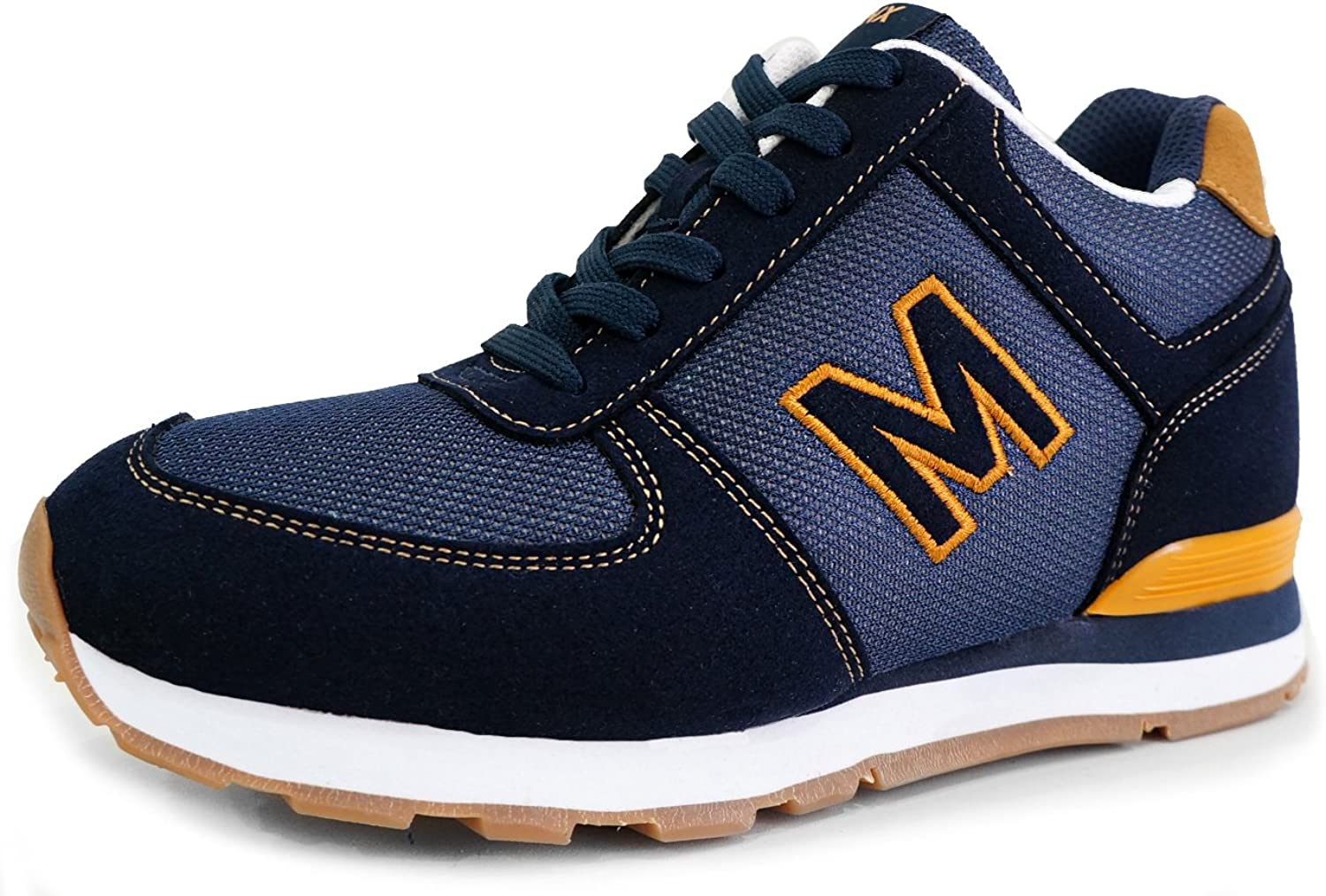 MNX15 Women's Elevator shoes Height Increase 2.7  Envy Navy