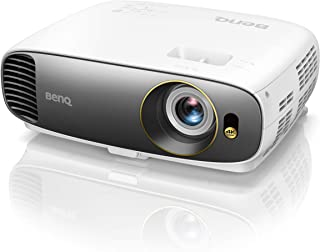 BenQ True 4K UHD HDR Video Projector (W1700M), DLP, Home Theater, 2000 Lumens 3D (W1700M)