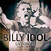 billy idol live cd