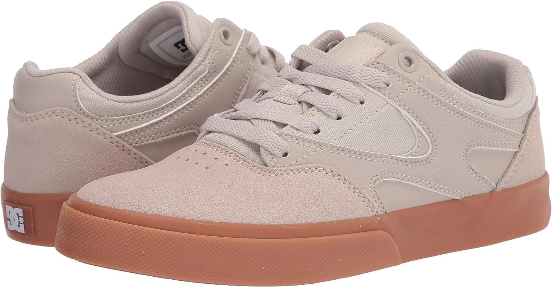 DC Mens Kalis Vulc Skate Shoe
