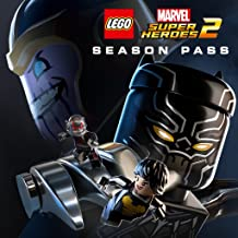 Lego Marvel Super Heroes 2 Season Pass - PS4 [Digital Code]