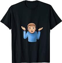 Shrug Emoji Tee Shirt