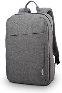 Lenovo Laptop Backpack B210, fits for 15.6-Inch laptop and tablet, sleek for travel, durable, water-repellent fabric, clea...