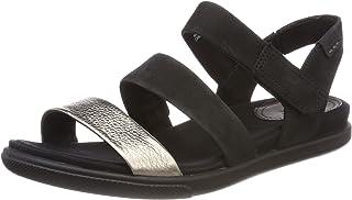 ECCO Damara Sandal,Grey,Size37